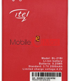 Mobile Battery For Itel BL-21BI