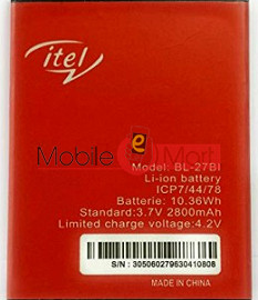 Mobile Battery For Itel BL-27BI
