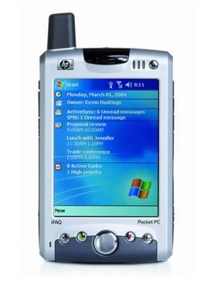 HP Ipaq H6345