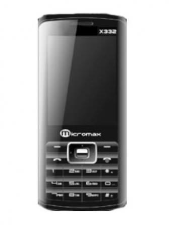 Micromax X332